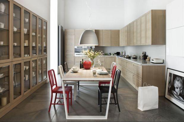 Kuchenna witryna -  nowe oblicza kredensu