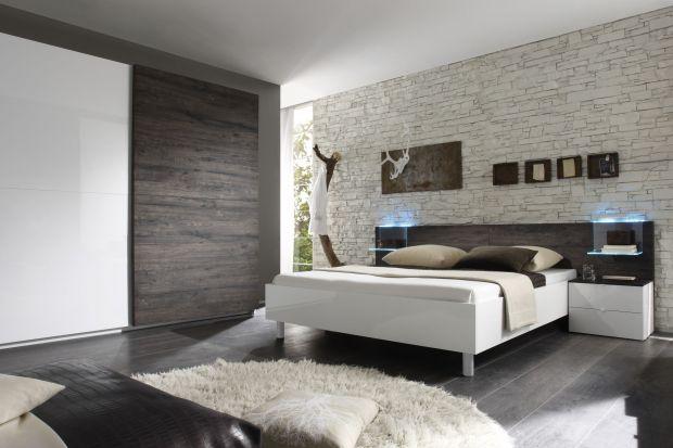 """""""Tambura"""" to zestaw mebli do nowoczesnej, eleganckiej sypialni. Spodoba się z pewnością zwolennikom prostych, minimalistycznych wnętrz."""