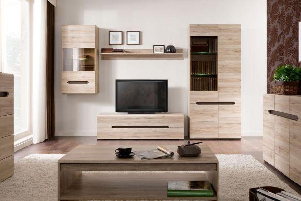 """System """"Elpasso"""" tworzy 18 modułów, które można dowolnie ze sobą zestawiać według własnych upodobań, tworząc dowolną aranżacje salonu czy sypialni."""