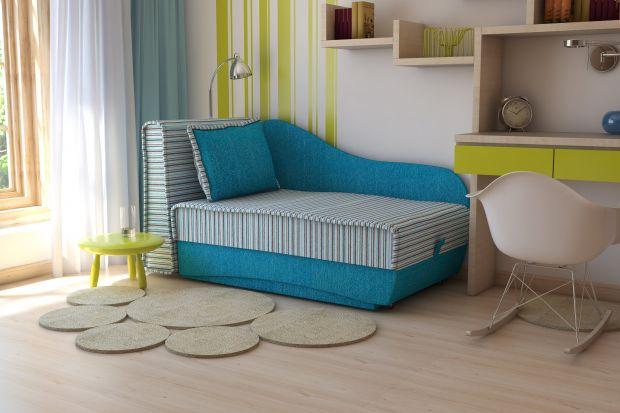Łóżko dla przedszkolaka - 15 małych sof i tapczaników