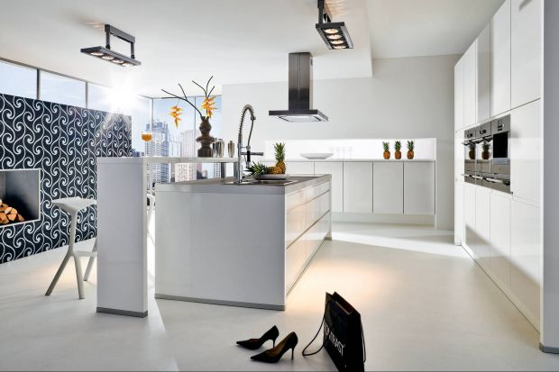 Biała kuchnia. 20 pięknych zdjęć