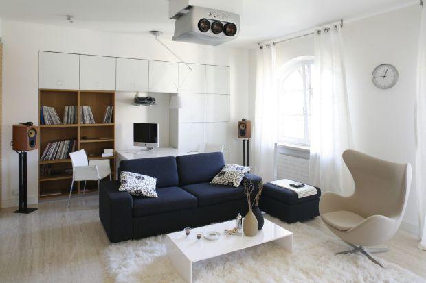 Salon dla rodziny. 10 pomysłów jak go wygodnie urządzić