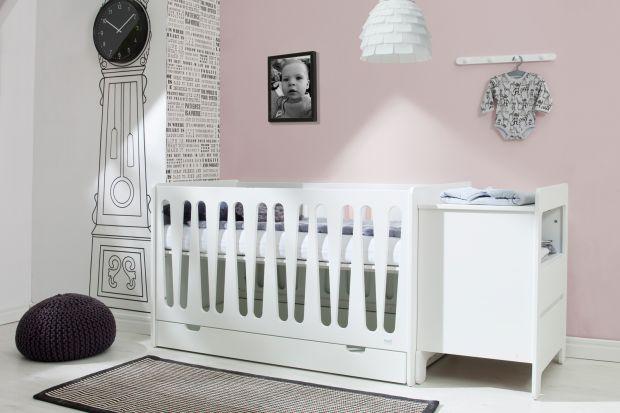 Wyjątkowa kolekcja łóżeczek dziecięcych charakteryzujących się bardzo czystą, prostą i nowoczesną formą.