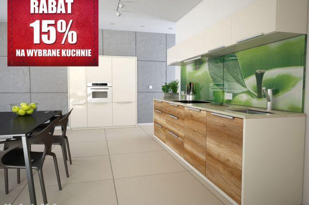 Rabat 15% na wybrane kuchnie w Agata Meble