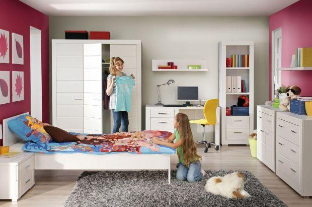 Pokój dziecka. 10 sposobów na meble dla dziewczynki