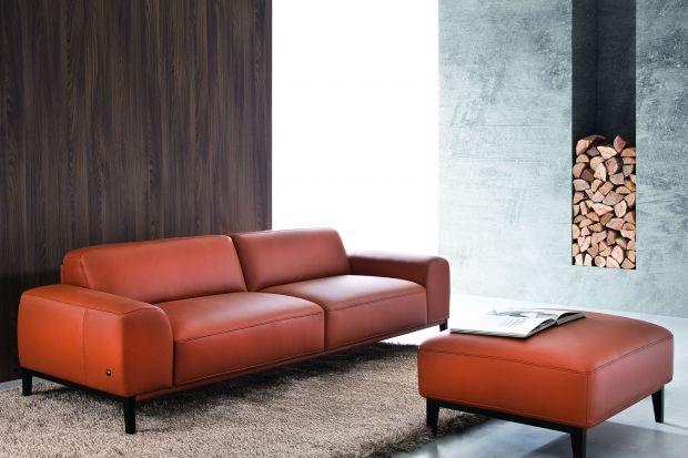 Sofa w salonie. Zobacz modele w modnych kolorach