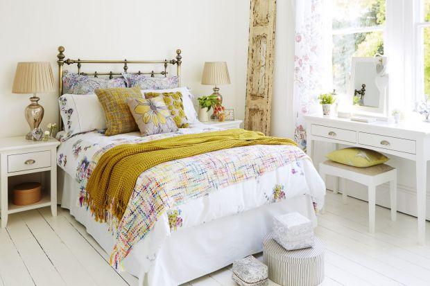Piękna jasna sypialnia. 15 najmodniejszych aranżacji