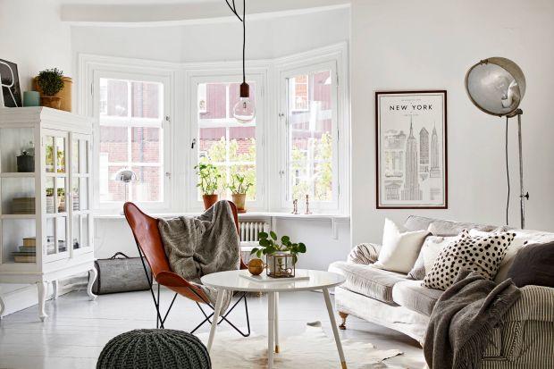7 inspiracji na stolik w stylu skandynawskim