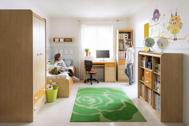 Pokój większego dziecka powinien być urządzony ładnie i z pomysłem. Sprawdźcie meble, które pomogą stworzyć wygodne wnętrze.