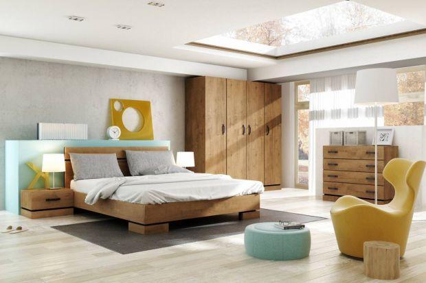 Miękkość, prostota, stonowane barwy, miłe w dotyku materiały, nastrojowe oświetlenie - wszystko to określa charakter najmodniejszych mebli do sypialni. Zobaczcie co oferują sklepy meblowe.