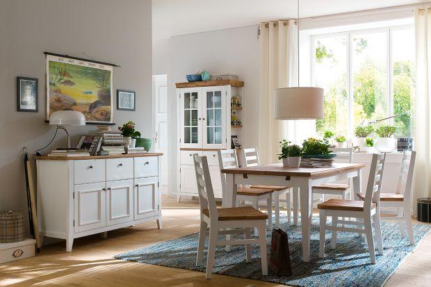 Trochę wiejskie, trochę sielskie, ale z pewnością także eleganckie. Takie są własnie wnętrza w rustykalnym stylu. Jakie meble do nich pasują najlepiej?