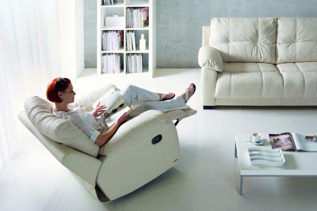 Fotel w salonie. Wybieramy praktyczne i dekoracyjne meble