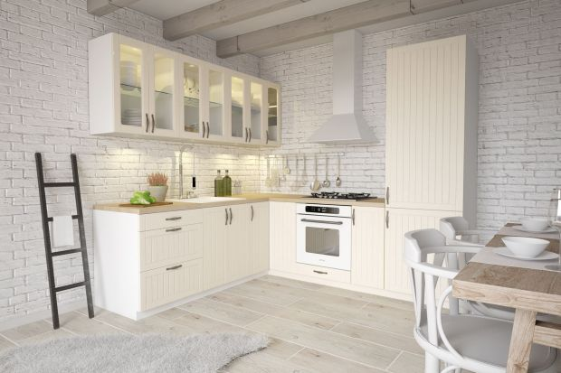 """Meble kuchenne """"San Marino"""" są meblami systemowymi. Dzięki nim każdy może stworzyć aranżację zgodną z własnymi potrzebami i gustem."""