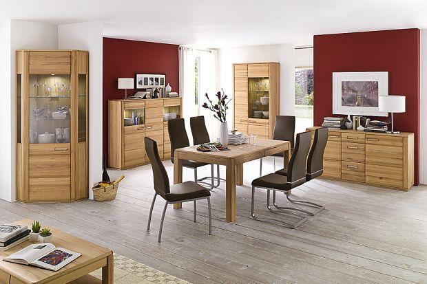 """""""Sena"""" to kolekcja przeznaczone do ciepłych wnętrz. Stworzono ją z myślą o osobach lubiących drewniane wzory."""