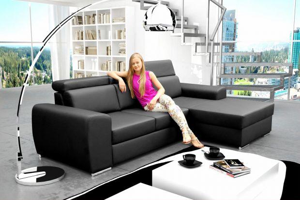 Czara sofa to sprawdzony klasyk, który nigdy nie wyjdzie z mody i zawsze będzie na czasie. Jej zakup warto więc rozważyć. Dziś polujemy na czarną, szykowną sofę.