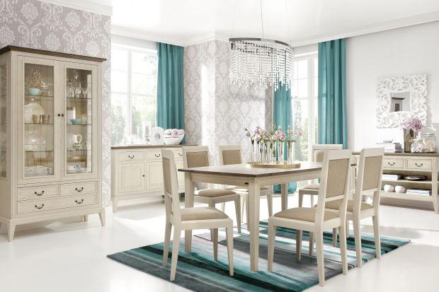 Meble w stylu klasycznym dodają wnętrzom elegancji i smaku. Zobacz najpiękniejsze kolekcje do salonu.
