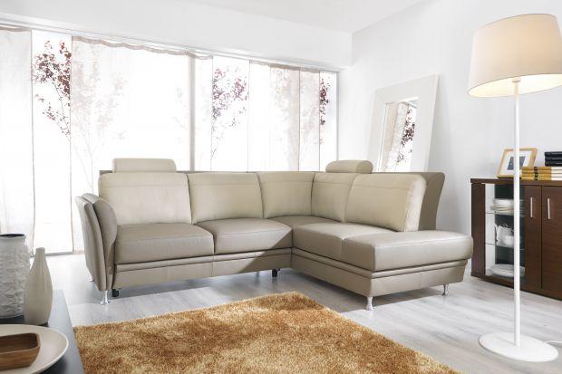 Sofa w salonie. Najciekawsze narożniki do małych wnętrz