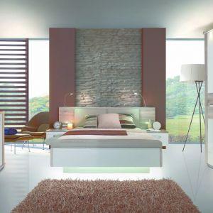 Kolekcja Raflo inspirowana jest fakturą naturalnego, surowego drewna. Fot. Black Red White