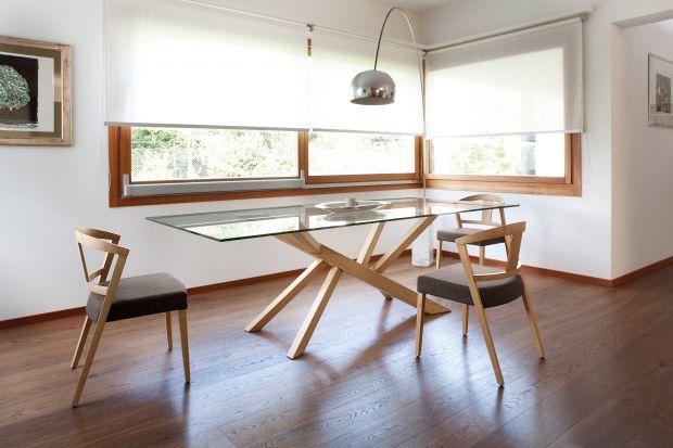 Design w salonie. Zobacz stoły z zachwycającymi nogami