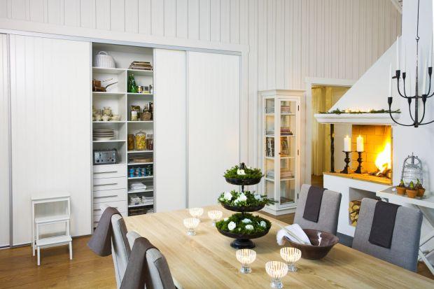10 pomysłów na spiżarnię w domu