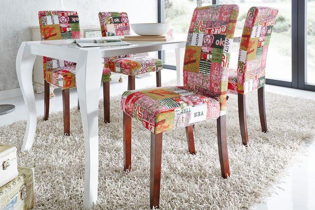 Tapicerowane krzesła do salonu i jadalni odznaczają się niezwykłą elegancją i ciekawym wyglądem. Zobaczcie kilka najmodniejszych przykładów.
