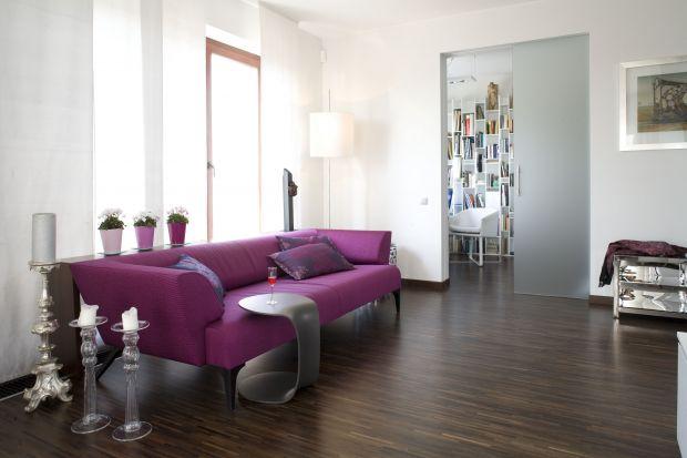 Sofa w salonie. Najlepsze inspiracje z polskich mieszkań