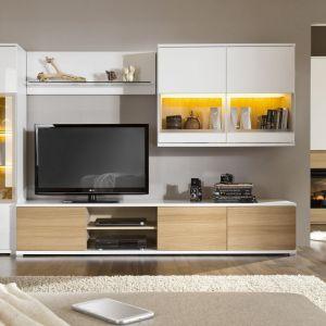 Kolekcja Bianco to doskonały wybór, jeśli chcesz urządzić salon nowocześnie, ale przytulnie. Paged