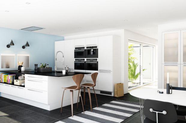 Bar w kuchni to ogromna wygoda, ale też interesujący element wyposażenia. Praktyczny szczególnie wtedy, kiedy otwieramy kuchenne wnętrze na salon. Przydatny w momencie, gdy z kuchni korzysta cała rodzina. Zobacz ciekawe pomysły na kuchnię z barem.