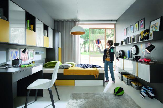 Pokój chłopca to miejsce wyjątkowe. Z jednej strony powinien być ładny, ponieważ to najbliższe otoczenie kształtuje gusta, z drugiej - wygodny i bezpieczny w użytkowaniu.