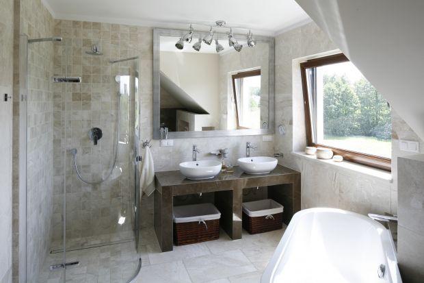 Piękna łazienka. Rewelacyjne zdjęcia z polskich domów