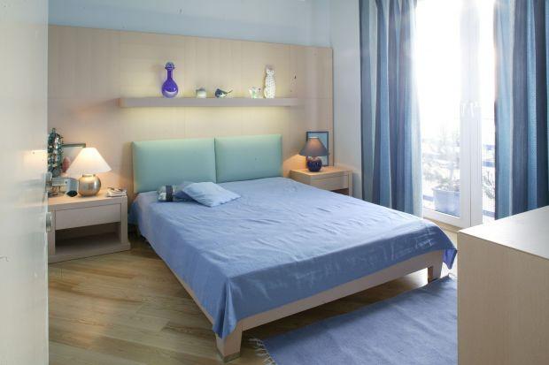 Sypialnia w domu. Zobacz jak ją urządzaliśmy 15 lat temu