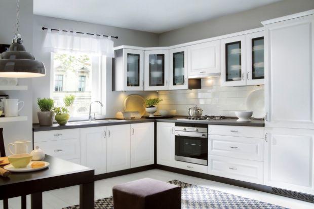 Biała kuchnia. Zobacz najmodniejsze aranżacje
