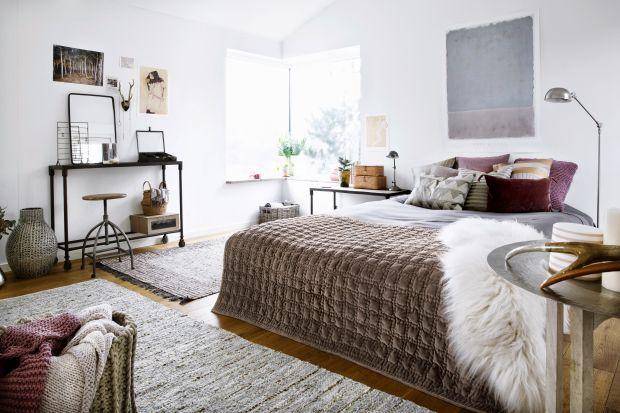 Modna sypialnia. Zobacz jak fajnie możesz ją urządzić
