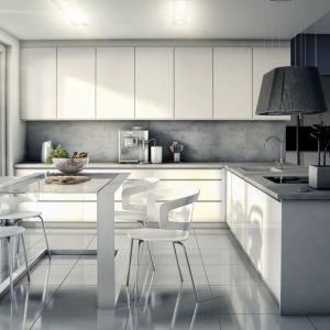 Kuchnia Cube wyróżnia się nowoczesną stylistyką. Fot. Bik Meble