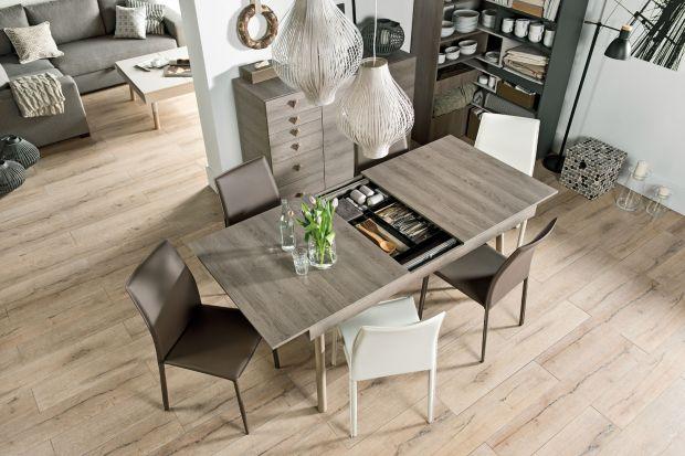 Stół może być wizytówką całej jadalni.Sprawdź kolekcje, które sprawią, że jadalnia stanie się miejscem, gdzie każdy posiłek będzie smakował wyjątkowo.