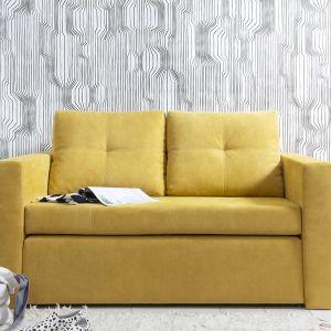 Sofa Bunio. Długość powierzchni spania wynosi 198 cm. Fot. Black Red White