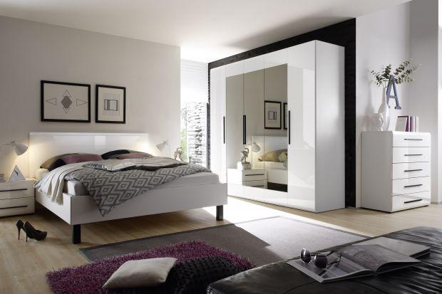 Modna sypialnia. 15 kolekcji w nowoczesnym stylu