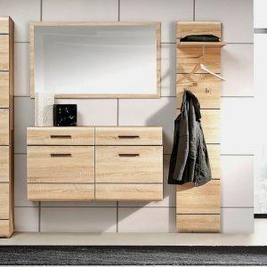 Kolekcja Combino wyróżnia się jasnym, ale wyrazistym rysunkiem drewna. Zaokrąglone bryły kolekcji nie przytłaczają wnętrza. Fot. Forte