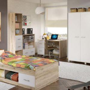 Kolekcja Jojo. Łóżko posiada szufladę, która oferuje dodatkowe miejsce do przechowywania. Fot. Fm Bravo