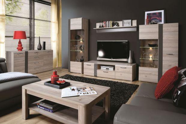 Kolekcja Locarno wyróżnia się ciekawą stylistyką i detalami dekoracyjnymi.