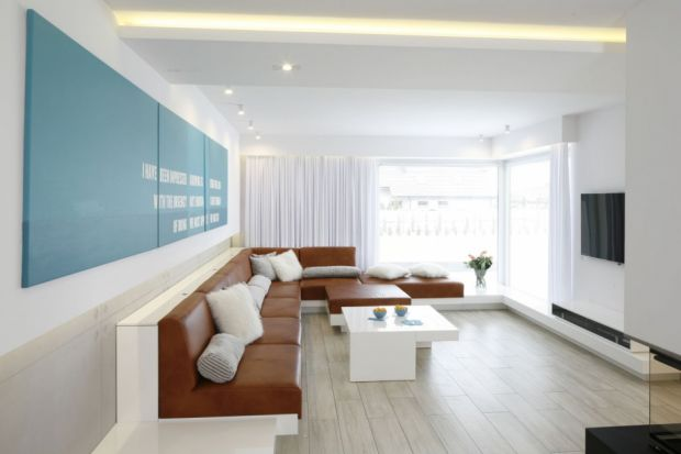 10 inspiracji na salon w minimalistycznym stylu
