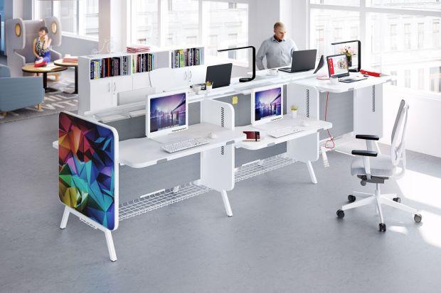 """""""Stand Up"""" - niezwykłe biurko"""