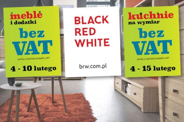 Przygotuj wnętrze na wiosnę! Promocja bez VAT po raz pierwszy w tym roku