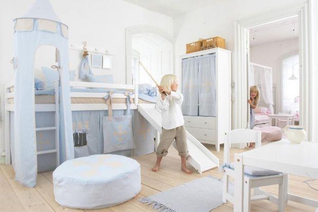 Meble do pokoju dziecka, które wyglądają, jak urządzenia z placu zabaw? Oczywiście!