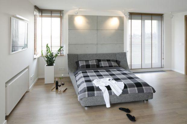 Sypialnia w szarościach. Sprawdź inspirujące pomysły na meble