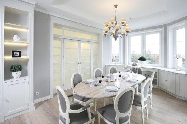 Aranżacja jadalni nie jest błahą sprawą. Wnętrze to powinno być równie reprezentacyjne co salon czy kuchnia. Zobacz jak sprawić, że będzie eleganckie i stylowe.