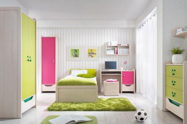 Urządzenie pokoju dziecka to czysta przyjemność. Wystarczy puścić wodze fantazji i wybrać odpowiednie meble.