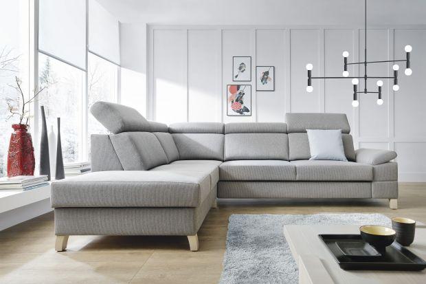 Sofa w salonie. Nowości z polskich sklepów meblowych