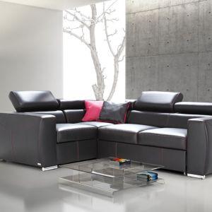 Narożnik Vento firmy Caya Design prezentuje się elegancko. Fot. Caya Design