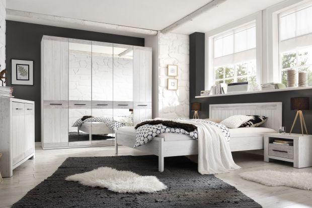 Wyjątkowa kolekcja do sypialni nawiązująca do stylu prowansalskiego. Nada wnętrzu niespotykany klimat.